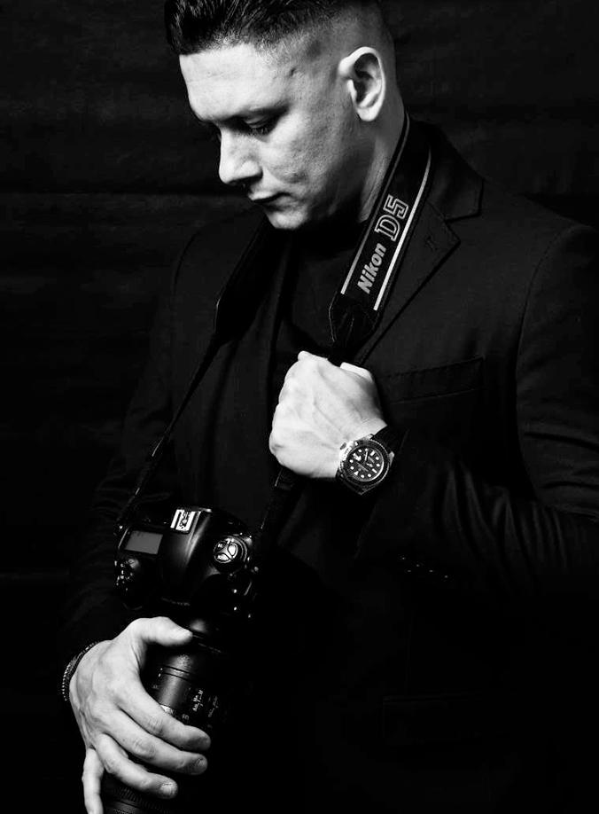 Davide Vignes - Art Director Vogue Top Models
